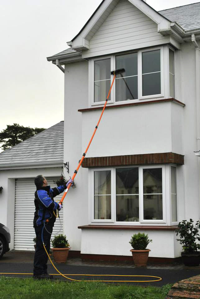 Window Cleaning Gleamin Kleen Cleaning Services Ballintrillick Co Sligo
